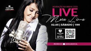 Live   Cantora Mara Lima   #fiqueemcasa E Cante #comigo