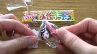 河西智美 ぷっちょ×AKB48 ストラップのおまけ かさいっちょ thumbnail