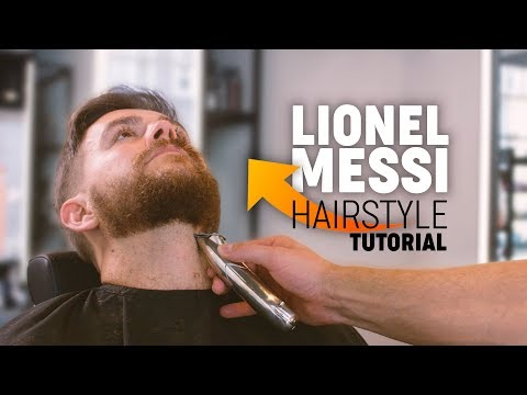 Lionel Messi Signature Cut | World Cup 2018 Hairstyle thumbnail