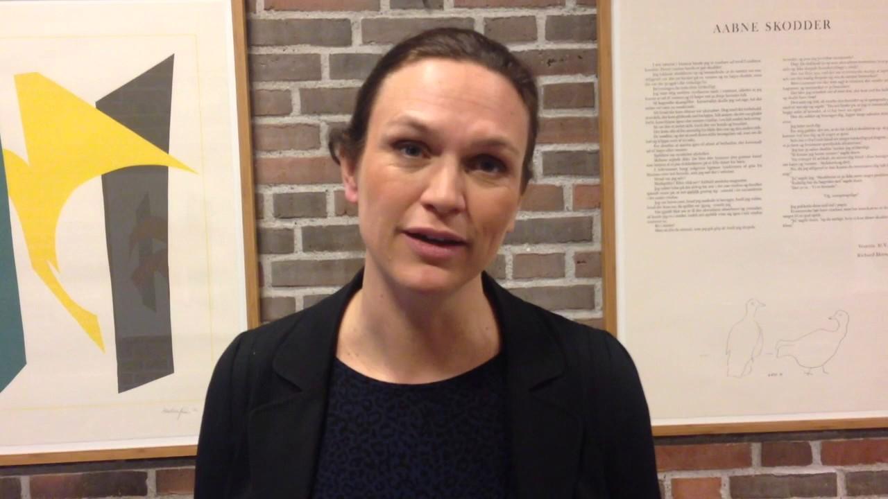 Skolevalg -  Merete Riisager