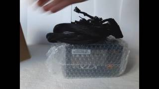 Cougar VTX 600W - Unboxing - Power supply