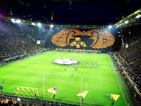 Borussia Dortmund Stadium