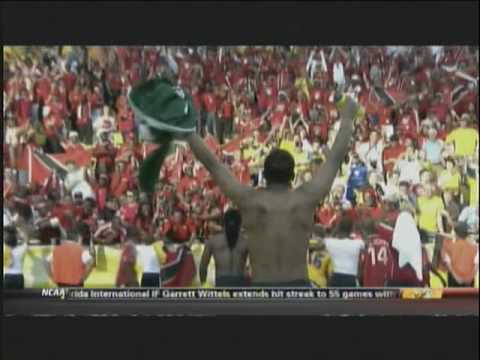 U2 South Africa World Cup 2010 Song (Get on your boots remix)
