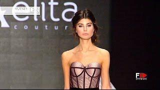 AELITA - KAZAKHSTAN FASHION WEEK - Moscow Fall Winter 2017 2018 Fashion Channel