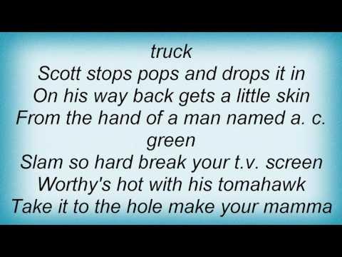 Red Hot Chili Peppers - Magic Johnson Lyrics