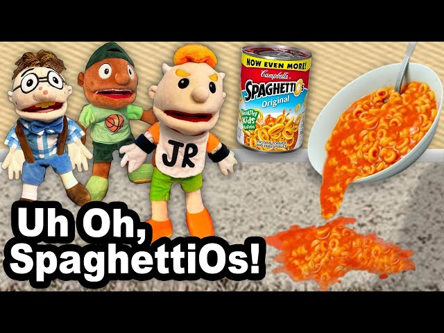 SML Movie: Uh Oh, SpaghettiOs!