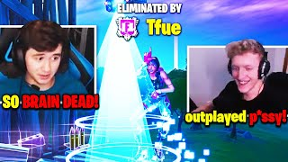 TFUE *ROASTED* BY BUGHA DUO for THIS! (Fortnite)