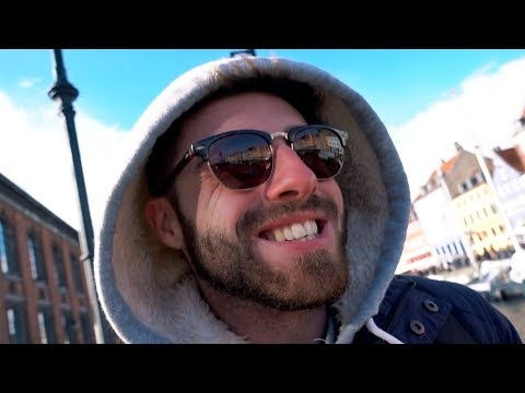 TOO COLD IN COPENHAGEN 🇩🇰TRAVEL DENMARK