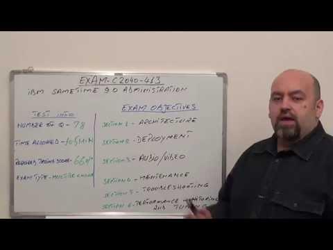 c2040-413:-ibm-exam-sametime-test-9.0-administration-questions