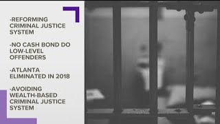 Atlanta Votes To No Longer Require Cash Bail for Low Level Offenders