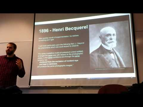 "UBC/BCCA Medical Physics Journal Club - #02 - ""Early History"""