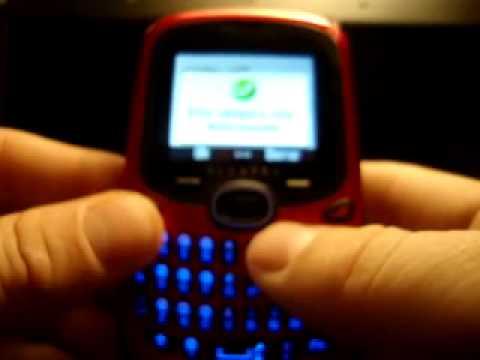 Liberar Alcatel OT255
