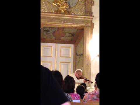 Mozart concert at Mirabell palace