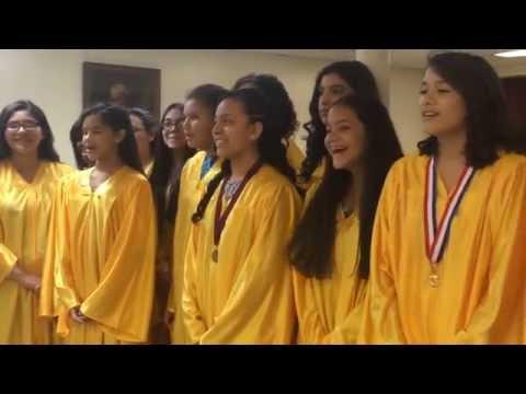 Mother Seton School 8th Grade Awards Ceremony/Brunch/Class of 2016