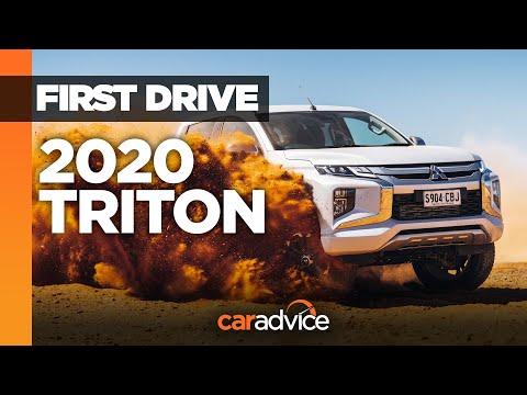 2020 Mitsubishi Triton Review | Ute Review | CarAdvice