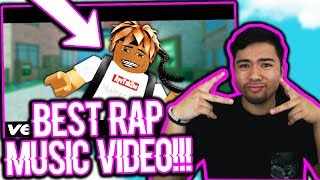 THE BEST ROBLOX RAP VIDEOS ON YOUTUBE!!! | Roblox REACTION!