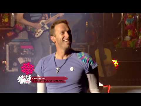 Coldplay - Global Citizen India 2016