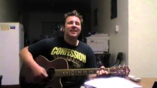 Never Gone-Colton Dixon-Acoustic Cover by Ty Sullivan
