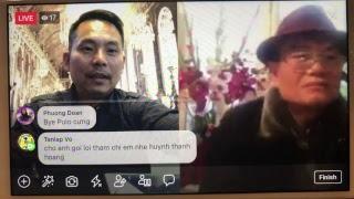 Huỳnh Thanh Hoàng Hội Luận Ngày 15/02/2019.