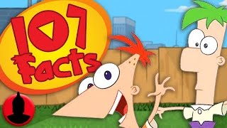 Download 107 Phineas and Ferb Facts YOU Should Know! (ToonedUp #39) @ChannelFred Mp3 and Videos
