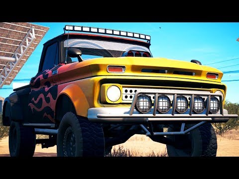CHEVY PICKUP SUPER BUILD - Need for Speed: Payback - Part 46
