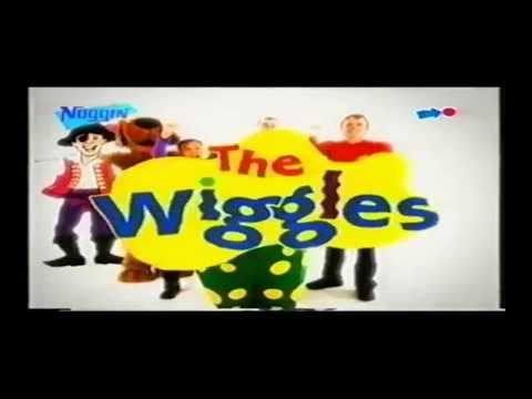 The Wiggles - Nick Jr Promo (Short Version) (2005)