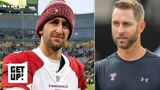 Cardinals hiring Kliff Kingsbury makes no sense - Domonique Foxworth | Get Up!