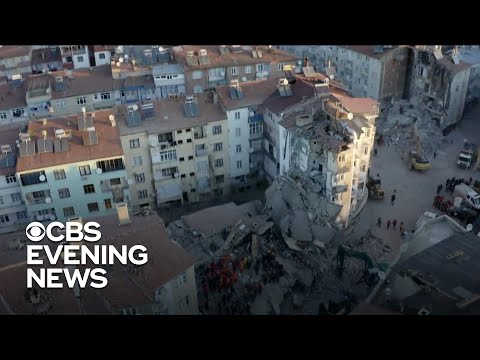 Turkey earthquake kills 22 people and leaves thousands injured