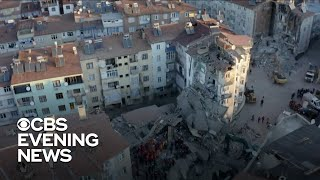 Turkey Earthquake Kills 22 People And Leaves Thousands Injured
