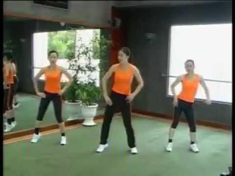 The duc tham my - Aerobic 1