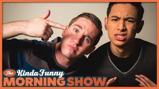 Tim And Alfredo Reunite! - The Kinda Funny Morning Show 03.09.18