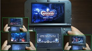 Castlevania: Lords of Shadow - Mirror of Fate - Nintendo 3DS XL gameplay
