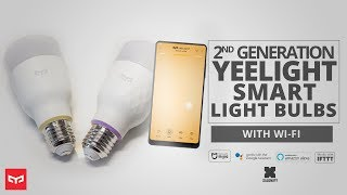 Yeelight (V2) E27 Smart bulbs [Xiaomify]