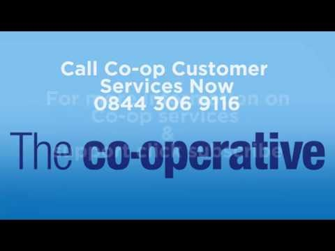 Coop Customer Services |  0871 976 2163
