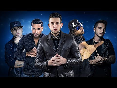 Messiah - Tu Protagonista ft. Nicky Jam, J Balvin, Zion y Lennox (Remix) [Lyric Video]