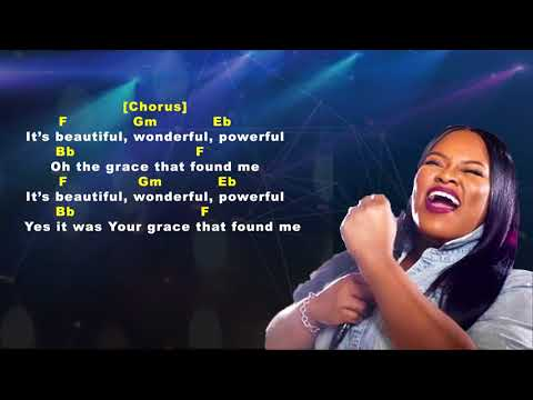 Wonderful Grace Chords  Tasha cobbs