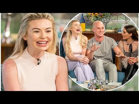 Georgia Toffolo heard Jamie Laing from the TOILET on I'm A Celeb