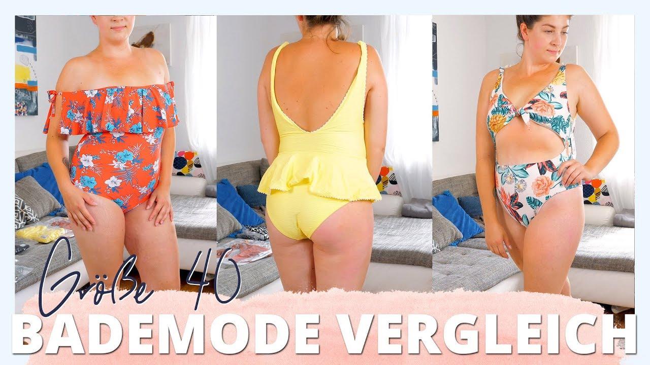 Für dicke badeanzug welcher Bikini für