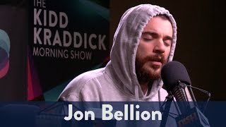 Jon Bellion Performs