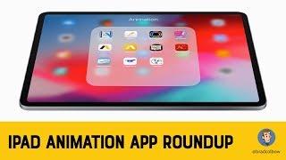 iPad Animation App Roundup