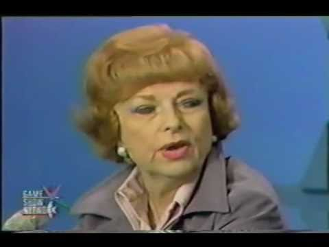 Agnes Moorehead  Mystery Guest