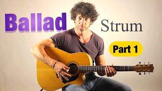 Essential Strumming - Ballad Strum Guitar Lesson with Mark McKenzie