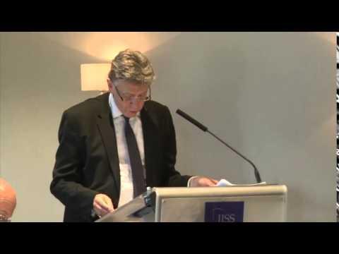 Nigel Inkster - South Asia, Eurasia, and Ukraine (ACS 2015 members' launch)