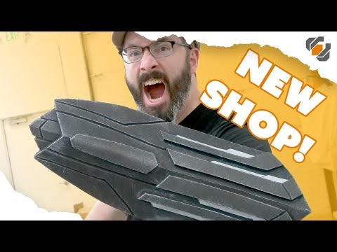 New Shop Prop Challenge! Captain America's Shield from Infinity Wars