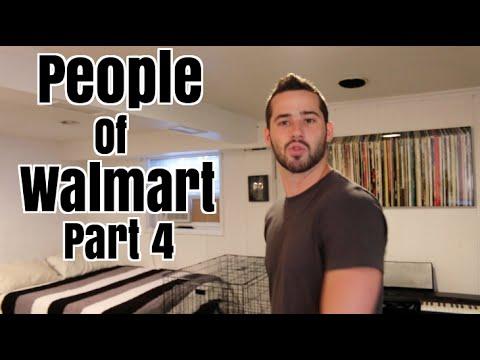 People Of Walmart Pt 4
