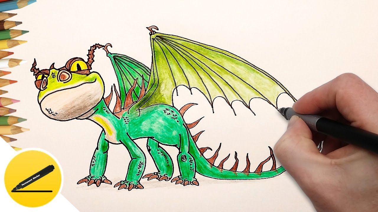 how to make your dragon