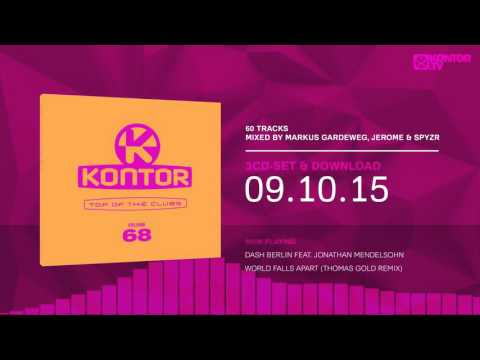 Kontor Top Of The Clubs Vol. 68 (Official Minimix HD)