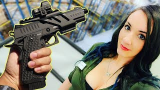 Novritsch Pistol Weak? Girl Thinks Otherwise | Straight Outta the Box: Novritsch SSP1