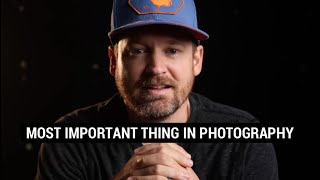 Seldom discussed, but maybe most important photography tip