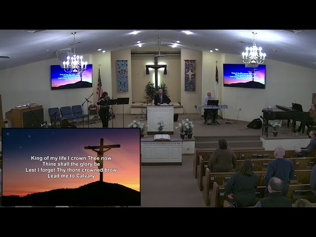 Calvary Baptist Church Good Friday Service! (Friday, 2. April, 2021)